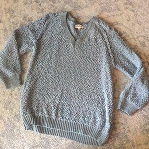 Listicle Popcorn Sweater L